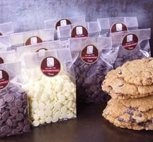 Chokladprickar -  Mörk choklad 70%