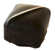 Chokladpralin - Mintkräm/mörk minttryffel