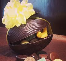Chokladägg - stort Finns i våra fysika butiker