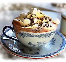 Varm choklad - Finns med flera smaker