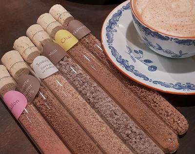 Chokladprovning  - 6 olika smaker
