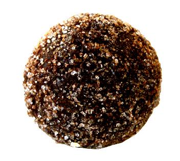 Chokladpralin - Cognacstryffel - Mörk