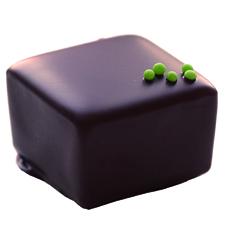 Chokladpralin - Päroncognac